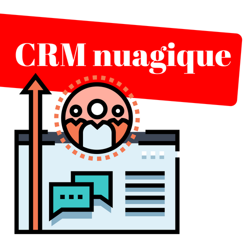 CRM nuagique - hosted crm