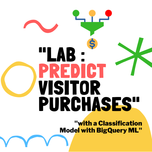 """Lab : Predict Visitor Purchases"" - ""with a Classification Model with BigQuery ML"""